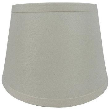 Fangio Lighting Energy Linen Drum Lamp Shade