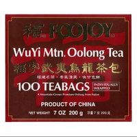 Foojoy Wuyi Mt. Oolong (Wu Long) Weight Loss Tea 100 Tea Bags