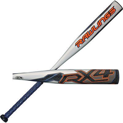 Rawlings Baseball Bat Youth -YBRX4A 27/14