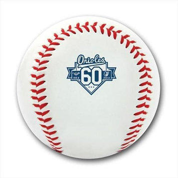 Creative Sports Enterprises Creative Sports Rawlings Official 2014 Baltimore Orioles 60th Anniversary Rawlings Baseball
