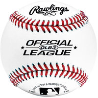 Rawlings OLB3 Baseballs with Bucket (2 Dozen)
