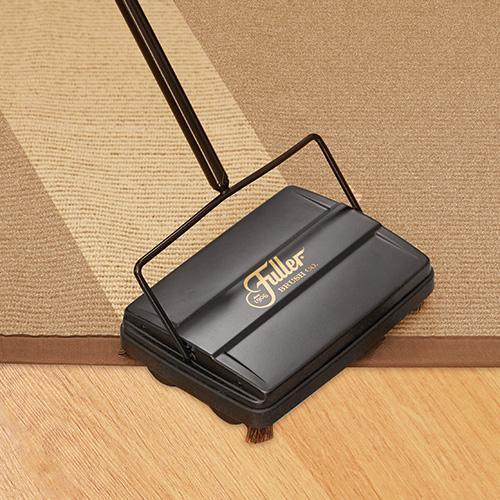 Fuller Brush Cordless Bagless Floor Sweeper 101