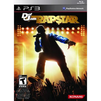 Konami Digital Entertainment Konami Def Jam Rapstar Entertainment - Complete Product - Standard - Retail - PlayStation 3 20199