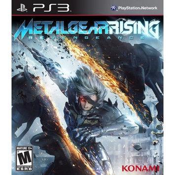 Konami Digital Entertainment Konami Metal Gear Rising: Revengeance PS3 - KONAMI