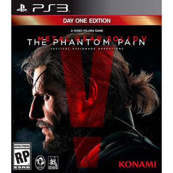 Kon PS3 - Metal Gear Solid V: Phantom Pain
