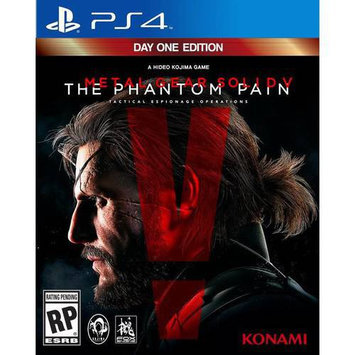 Kon PS4 - Metal Gear Solid V: Phantom Pain