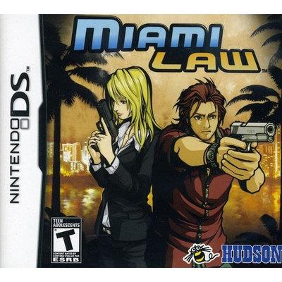 Konami Digital Entertainment Miami Law for Nintendo DS(tm)