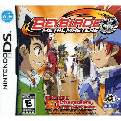 Konami Digital Entertainment Beyblade: Metal Masters (DS & DSi)