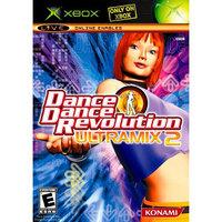 Club Clean Dance Dance Revolution: DDR UltraMix 2 (Game Only)