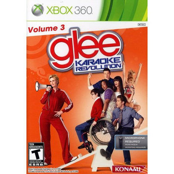 Konami Digital Entertainment Konami Karaoke Revolution Glee - Volume 3 - game only