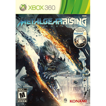 Konami Digital Entertainment Metal Gear Rising: Revengeance - Wal-Mart Exclusive Instrumental Soundtrack (Xbox 360)