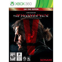 Konami Digital Entertainment Metal Gear Solid V: The Phantom Pain for Xbox 360