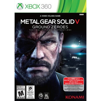 Kon Metal Gear Solid V: Ground Zeroes for Xbox 360