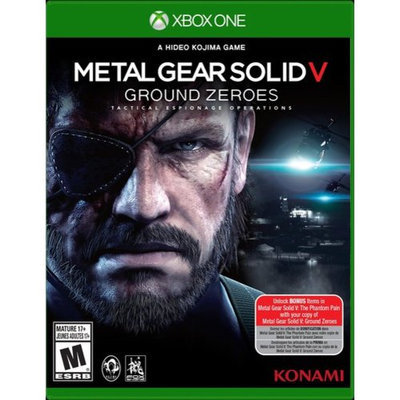Microsoft Corp. Metal Gear Solid V: Ground Zeroes for Xbox One
