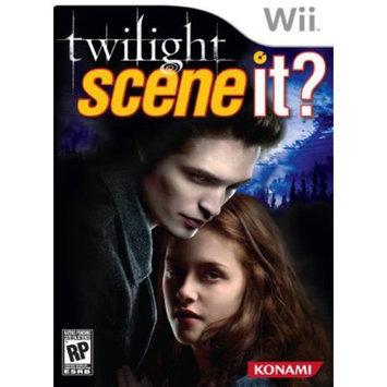 Konami Digital Entertainment Twilight Scene It? Wii Game KONAMI