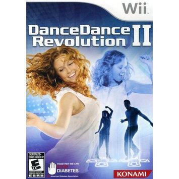 Konami Digital Entertainment Dance Dance Revolution II Game Only (Wii)