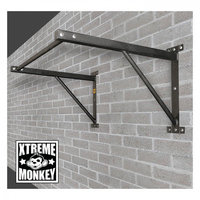 Unified Fitness Group Wall Mounted Cross Fit Chin Up Bar