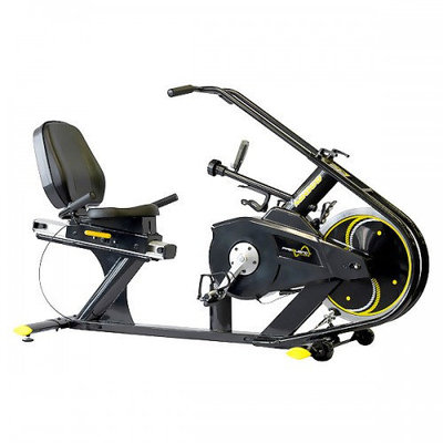 Unique Pearls Magnetic Recumbent Light Commercial Indoor Cycling Bike