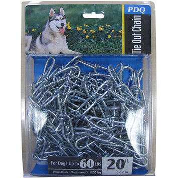 Boss Pet Products 43720 20 ft. Large PDQ Twisted Dog Chain