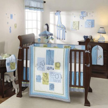 Zootopia 4 Piece Bedding Set by Lambs & Ivy
