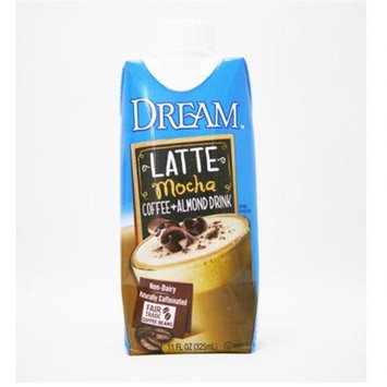 Imagine Foods Almond Drm Mocha Latte (12x11OZ )