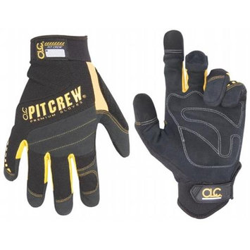 Custom Leathercraft Pit Crew Mechanics Gloves, Extra Large