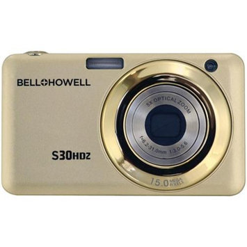 Bell & Howell 15.0 MEGAPIXEL S30HDZ SLIM DIGITAL CAMER