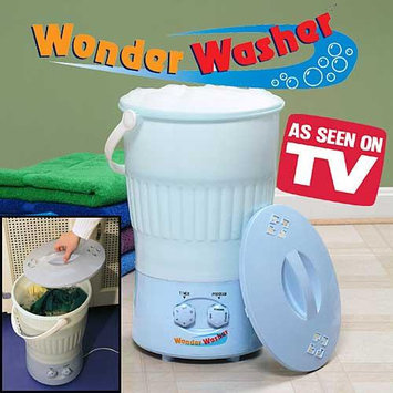 Taylor Gifts Wonder Washer Portable Laundry Cleaner