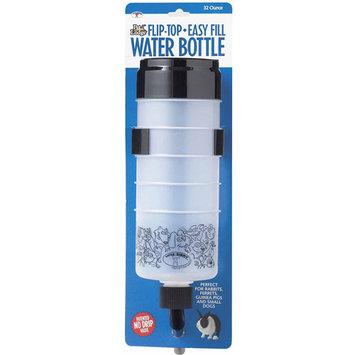 Miller Manufacturing FTB32 32 oz Flip-top Cage Water Bottle