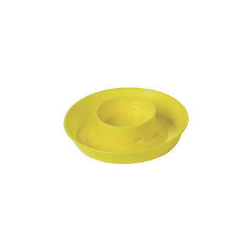 Miller Mfg. Miller Mfg Screw On Poultry Water Base - 1 Quart