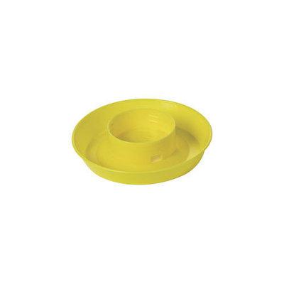 Miller Mfg. Miller Mfg Screw On Poultry Water Base - 1 Quart