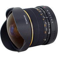 Rokinon 8mm F3.5 Fisheye Lens for Canon Cameras