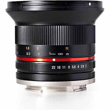 Rokinon 12mm F2.0 Ultra Wide Angle Lens for Canon M Mount