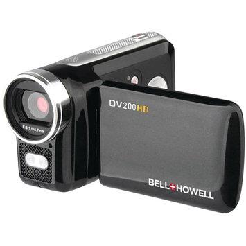 Elite Brands Inc. BELL+HOWELL DV200HD Dv200HD High-Definition Digital Video Camcorder