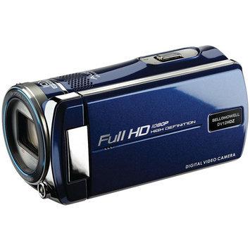 Bell & Howell Bell+howell Digital Camcorder - 3 - Touchscreen Lcd - Full Hd - Blue - 169 - 16 Megapixel Image - 10x Optical Zoom - Speaker Video Light - Hdmi - USB - Secure Digital High Capacity (dv12hdz-bl)