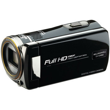 Bell & Howell DV12HDZ-BK Bell+howell Dv12hdz-bk 16.0 Megapixel Cinema Dv12hdz 1080p Digital Camcorder [black]