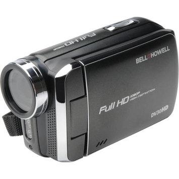 Bell & Howell DV30HD 1080p HD Video Camera Camcorder (Black)