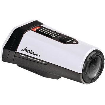 Coleman Aktivsport CX9WP GPS HD Video Action Camera Camcorder (White)