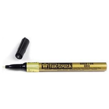 Sakura of America Paint Marker, Fine Point, Water/Fade Proof, Nontoxic, Gold