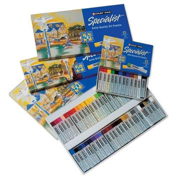 Alvin & Company Alvin ESP50 Crayon Specialist 50-pk Asstd