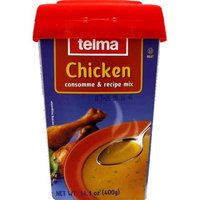 Telma Chicken Consomme & Recipe Mix, 14 oz