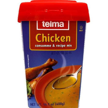 Telma Chicken Consomme & Recipe Mix, 14 oz