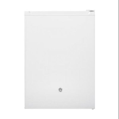 GE GCE06GGHWW Spacemaker 5.6 Cu. Ft. White Compact Refrigerator
