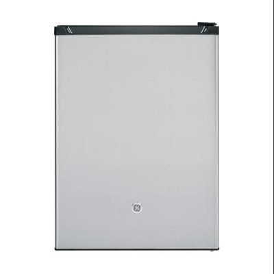 GE GCE06GSHSB Spacemaker 5.6 Cu. Ft. Stainless Steeel Compact Refrigerator