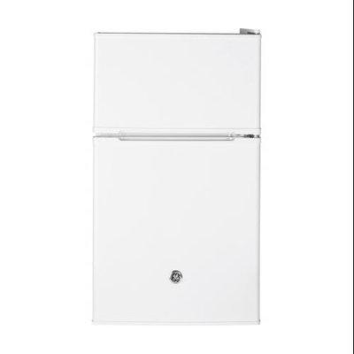 GE GDE03GGHWW 3.1 Cu. Ft. White Compact Refrigerator