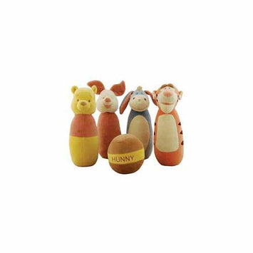 MiYim My Natural Disney Baby Winnie The Pooh Bowling Set