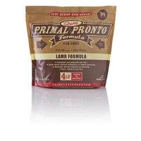 Primal Pet Foods PX00445 Raw Pronto Canine Lamb Formula 4 lbs.