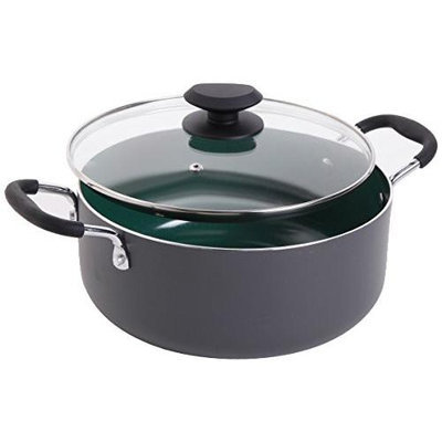 Gibson 3.5 Quart Saute Pan With Lid