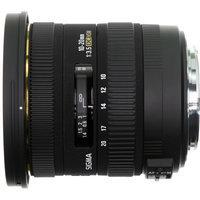 Sigma 10-20mm F3.5 EX DC HSM Nikon Lens