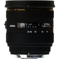 Sigma 24-70mm f2.8 EX DG HSM Lens - Canon Fit